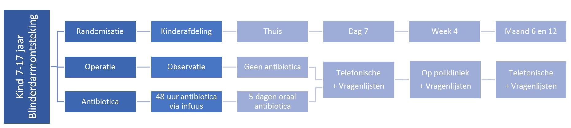 Stroomdiagram | APAC trial