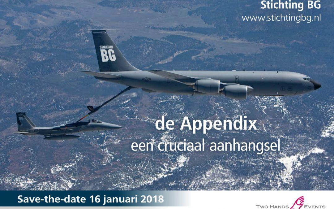 """BG-Symposium 2018: """"De appendix, een cruciaal aanhangsel"""""""