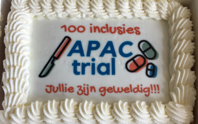 100ste inclusie APAC trial!